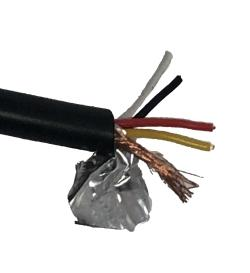 4 Core Cable Construction
