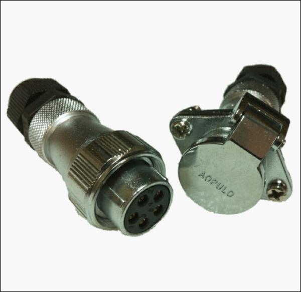 5 Pin Plug & Socket Kit