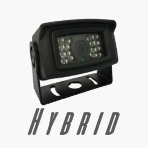 Hybrid Heavy Duty Caravan camera