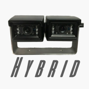CH HPC2DB Hybrid Dual Camera for caravan RV