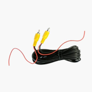 CH RCA7 RCA Video cable with integrated Power/Trigger wire.
