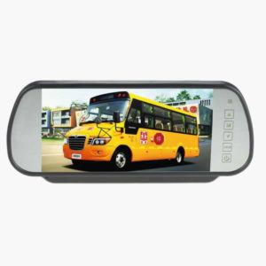 CH RVMON74P Vehicle Camera display in Mirror