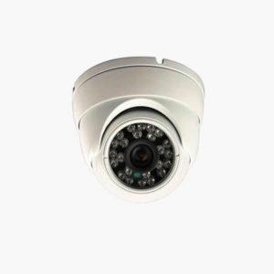 CH-SCCDBUS 720P High resolution dome DVR camera for internall use