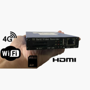 CH-SDAHDVR4-4G 4G and Wifi enabled DVR