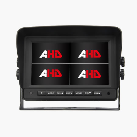"CH STQAHD7 7"" vehicle monitor"