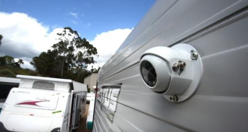 CH-WCCD Install on Van