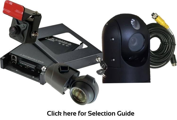 MDVR & Cameras
