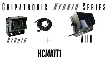 vehicle camera kit