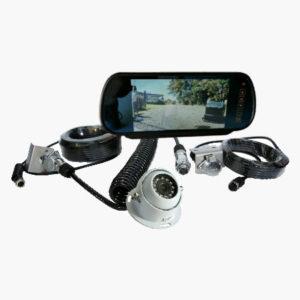 HCMKIT3 rear view mirror reversing camera kit