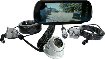 HCMKIT3 rear view mirror reversing camera kit