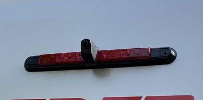 Dual camera/brake light installation