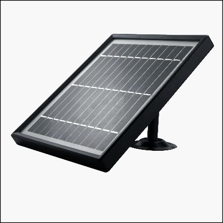 Solar panel for SSCWF-mini