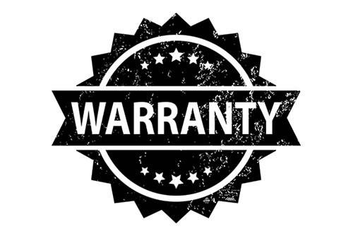 Chipatronic warranty